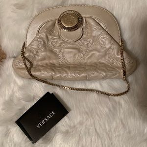 Versace clutch/ mini bag 💖